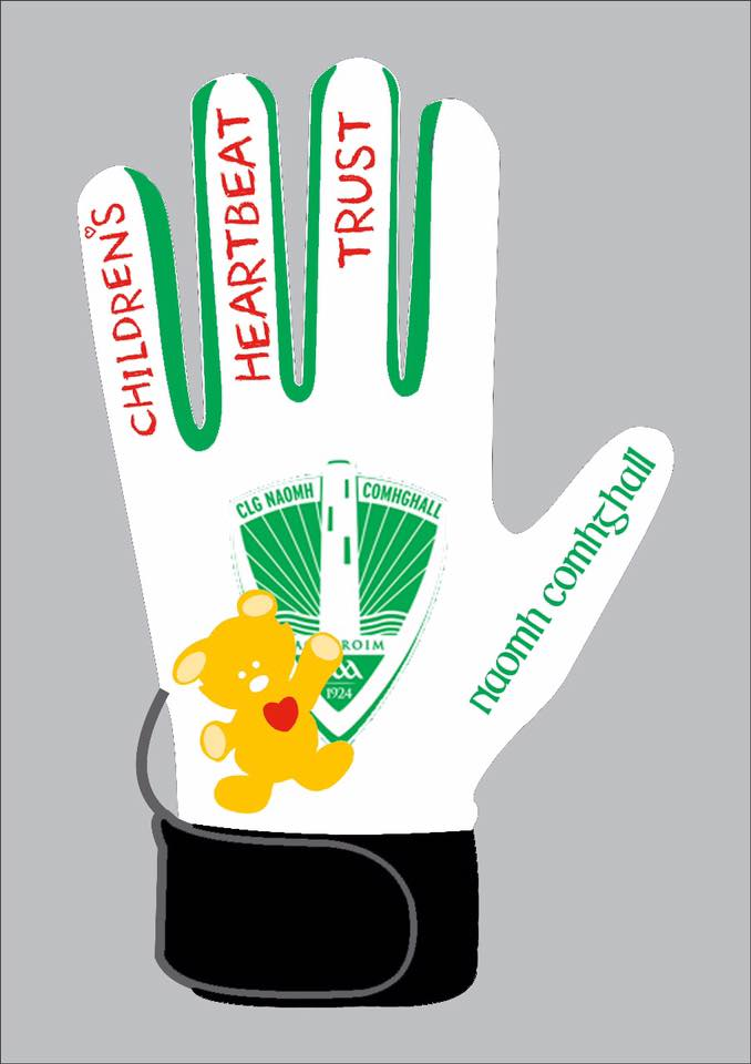 Childrens Heartbeat Trust gloves