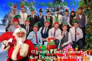 Merry Christmas from Naomh Comhghall Clg